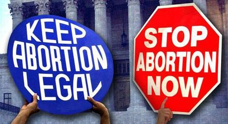 a debate about the issue of abortion The vice presidential candidates discussed abortion at length during the debate democrat tim kaine and  trump even mentioned their consensus on the issue at the first presidential debate.